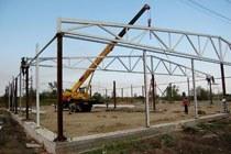 Восстановление геометрии металлоконструкций в Краснокамске и усиление зданий г.Краснокамск