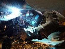 Устранение трещин и микротрещин в металле г.Краснокамск